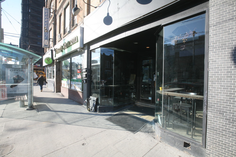 FOR SALE – Prime Queen St East Commercial/Retail
