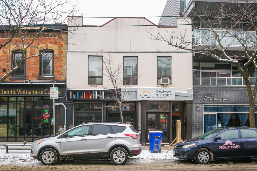 FOR SALE – 753 Queen St East
