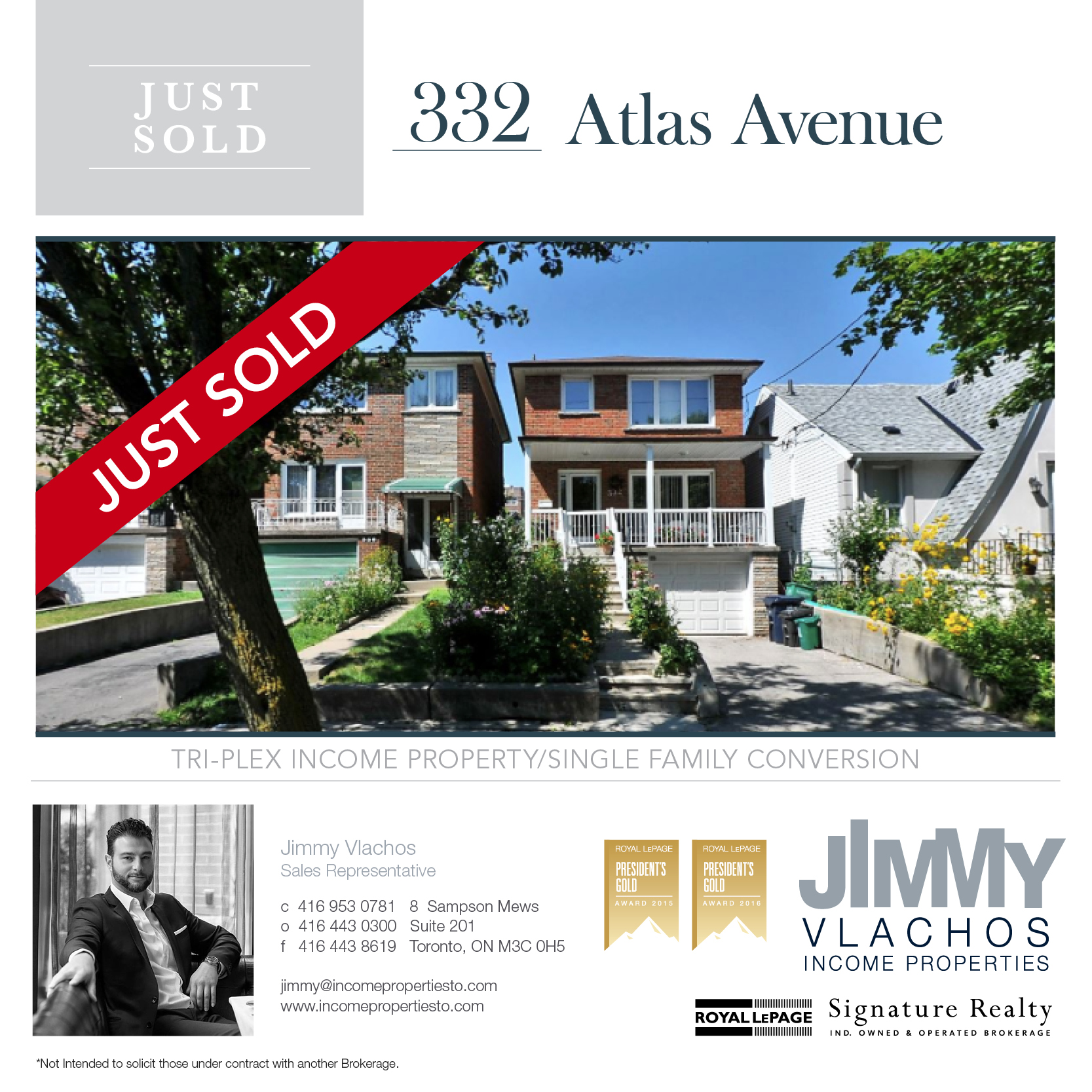 332 Atlas Ave - SOLD